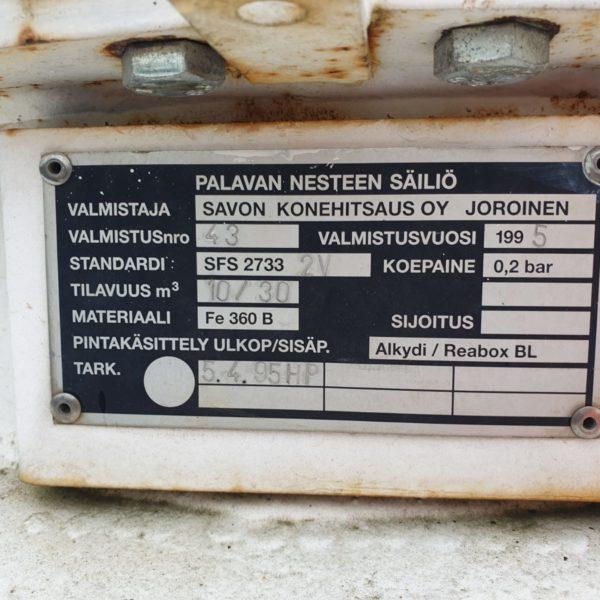 polttoainesailio30kuutiota